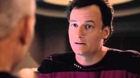 Star Trek TNG S02E16 Zeitsprung mit Q