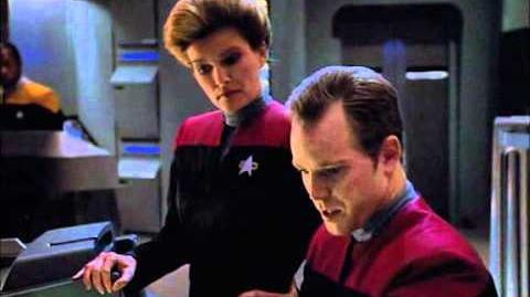 Erste Landung der Voyager