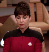 Enterprise-D conn officer 6, 2368