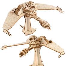 IncrediBuilds Klingon Bird-of-Prey model.jpg