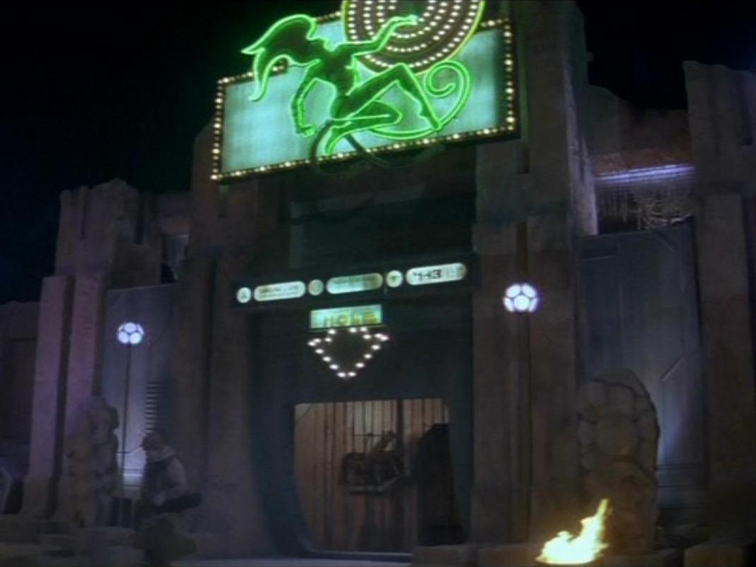Paradise City Saloon