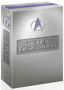 TNG Season 6 DVD-Region 1