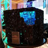 CherryTree Star Trek Picard Borg Cube ATX Limited Edition PC prototype