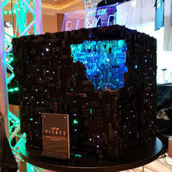 CherryTree Star Trek Picard Borg Cube ATX Limited Edition PC prototype.jpg