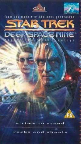 DS9 Season 6 UK VHS