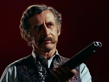 ...as Doc Holliday