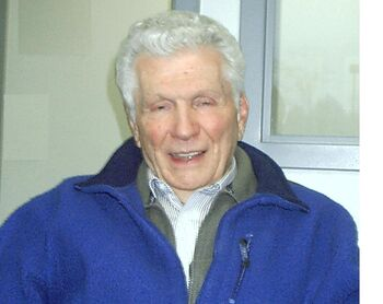 Don Ingalls, 1/2010, Olympia, WA