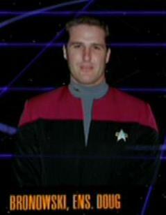 Ensign Doug Bronowski