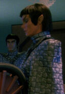 Romulan officer 3, 2367