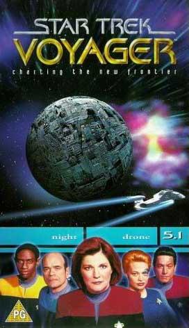 VOY Season 5 UK VHS