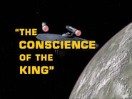1x12 The Conscience of the King title card