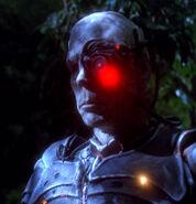 Borg invading Unimatrix Zero 1