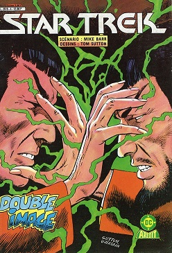 Deadly Reflection! (DC Comics)
