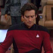 Enterprise-D conn ensign, 2369