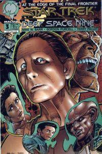 Old Wounds (Malibu Comics)