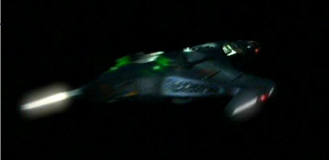 Nygean starship