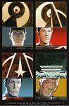 Spock réflexions couvertures 1 à 4