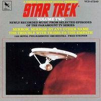 Star Trek Newly Recorded Music volume 2 cover.jpg