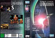 Star Trek VII (Kinofassung - Kauf-VHS Cover-Art)