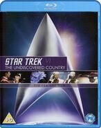 Star Trek VI The Undiscovered Country Blu-ray cover Region B