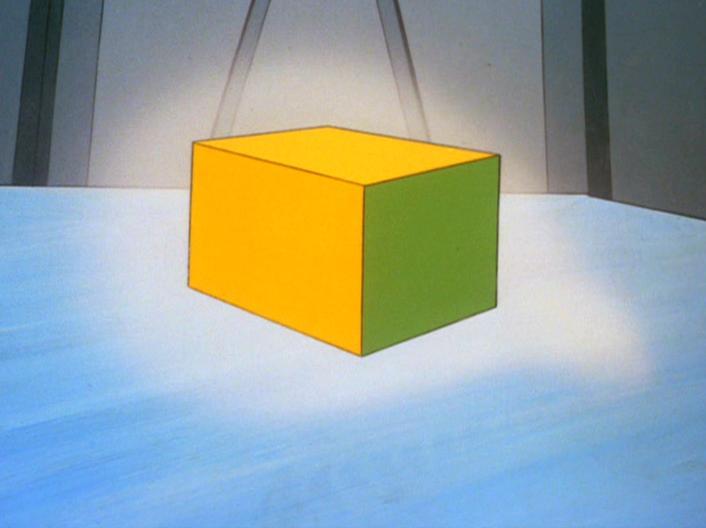 Das Geheimnis der Stasis-Box