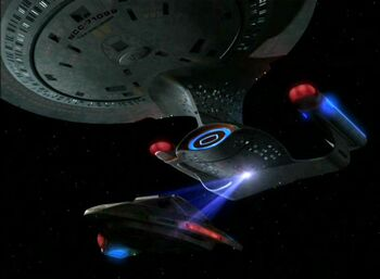 USS Challenger (NCC-71099)