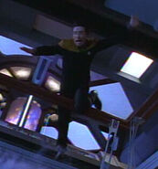 USS Voyager dual officer 1, engineering