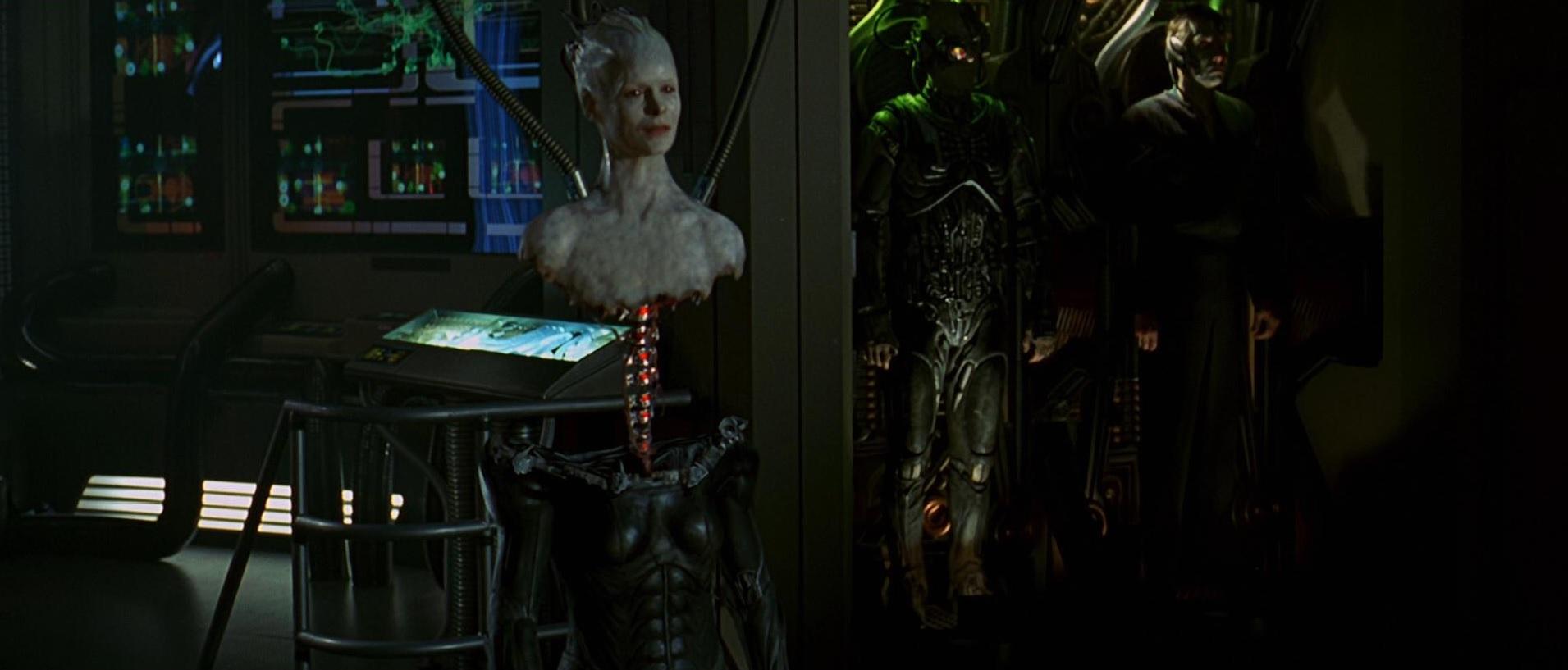 Borg-Königin