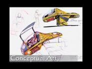 Space Academy - Sprühflugzeug