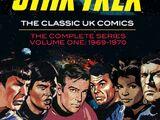 Star Trek: The Classic UK Comics, Volume 1