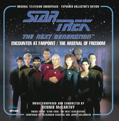 Encounter at Farpoint \ The Arsenal of Freedom