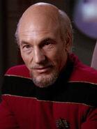 Hologramm von Jean-Luc Picard 2367