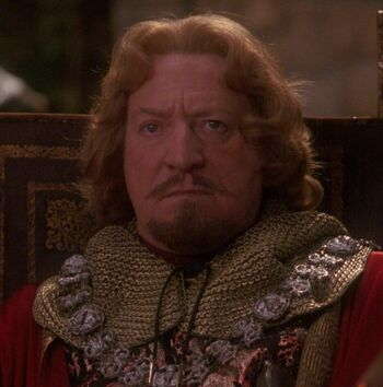 ...as Sir Guy of Gisbourne