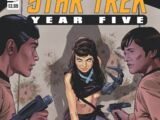 Star Trek: Year Five, Issue 19