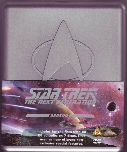 TNG DVD-Box Staffel 6