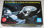Task Force Games Star Trek miniatures