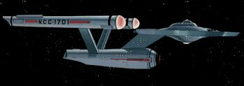 The USS <i>Enterprise</i>