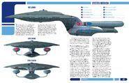 USS Enterprise Owners Workshop Manual pp. 106-107 spread