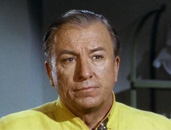Chief Engineer Vanderberg