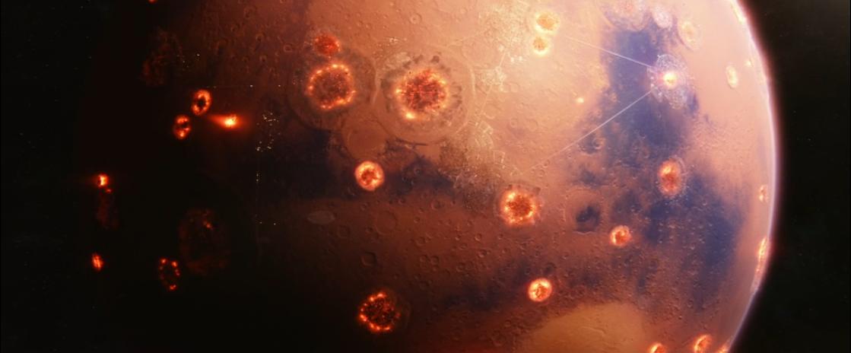 Attack on Mars