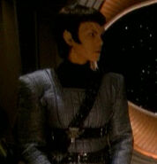 Romulan on DS9 1