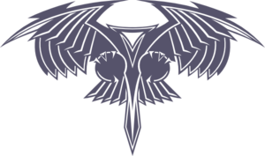 Emblema del Imperio Estelar Romulano.