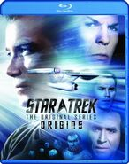 TOS Origins Blu-ray