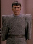 Spock Eins Hologramm