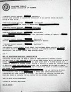 Starfleet memorandum, page 2