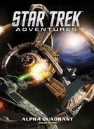 Star Trek Adventures - Alpha Quadrant cover