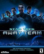 Star Trek Away Team cover