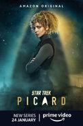 Star Trek Picard Season 1 Raffi Musiker poster