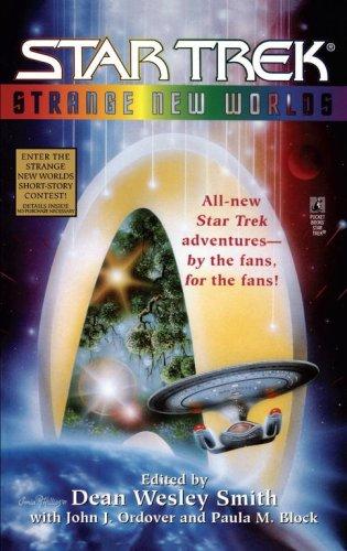 Strange New Worlds (novel)