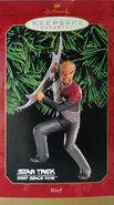 1999 Hallmark Worf